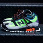 New Balance XRCT 'Energy Lime Team Orange'