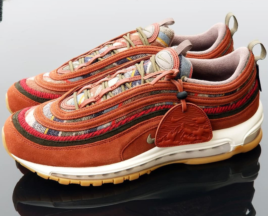 Nike AM97 By You Pendleton 2020 - @airzg