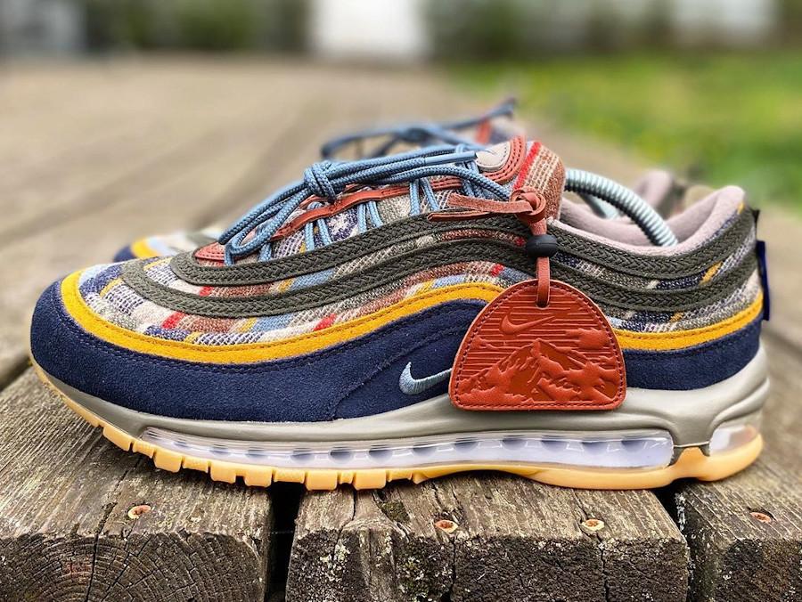 Nike AM97 By You Pendleton 2020 - @mr_ryan_c
