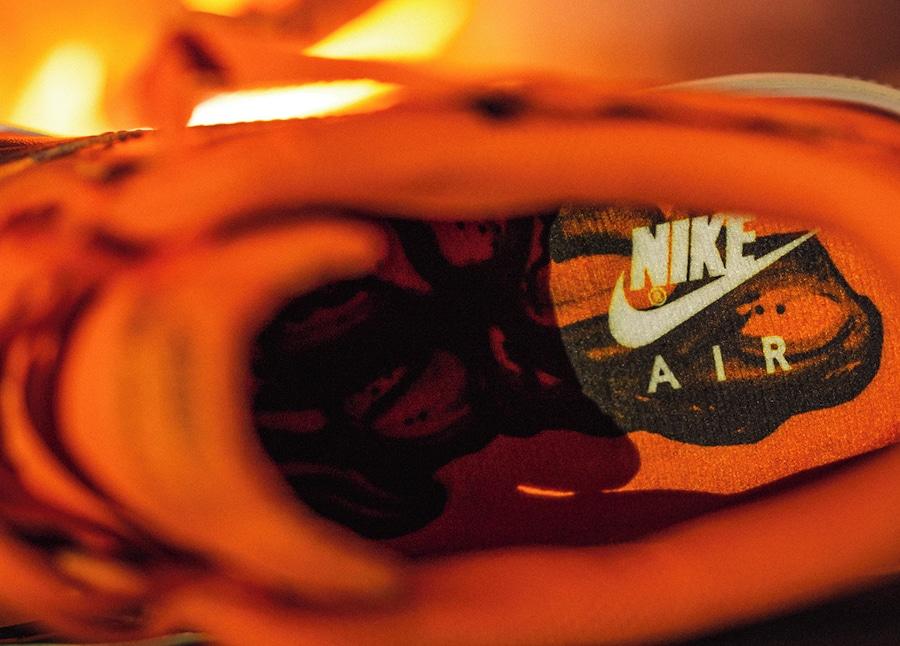 Nike Air Force 1 Citrouille Skeletal Force (1)