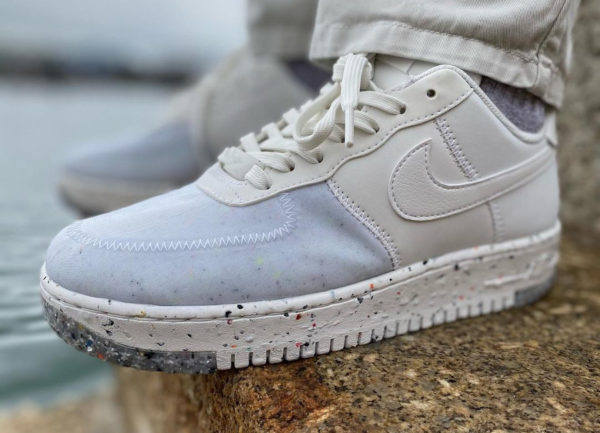 Nike Air Force 1 Crater Foam Summit White CT1986-100