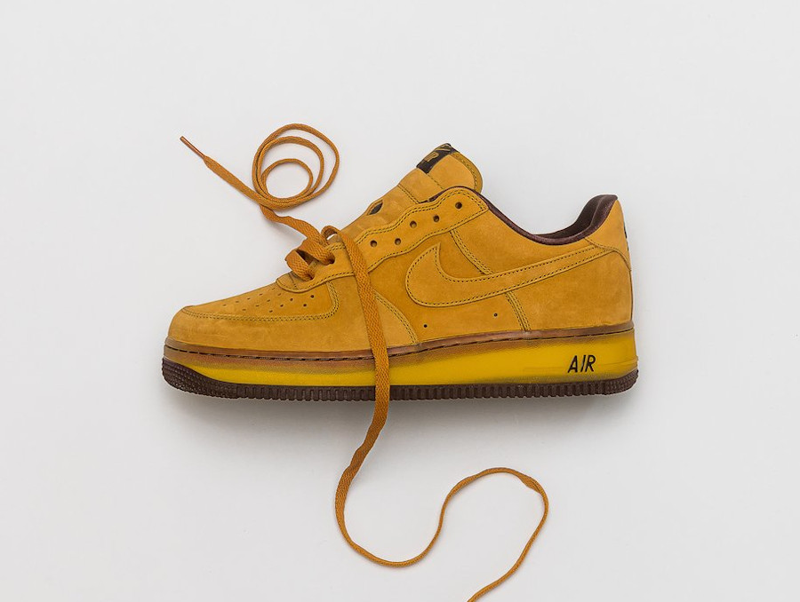 Nike Air Force 1 Retro SP Wheat Mocha 2020 DC7504-700