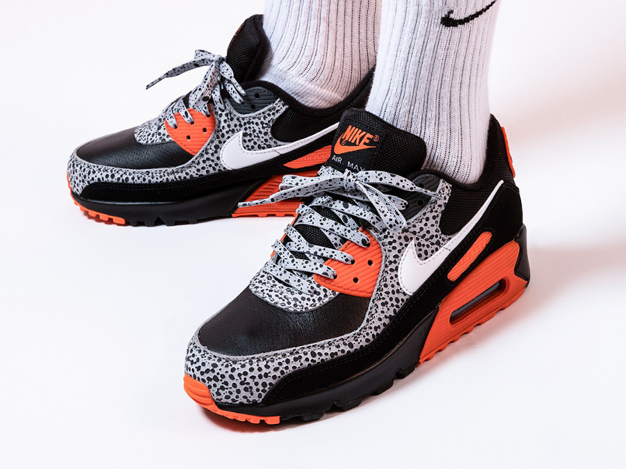 Nike-Air-Max-90-Recraft-avec-imprimé-animal-4