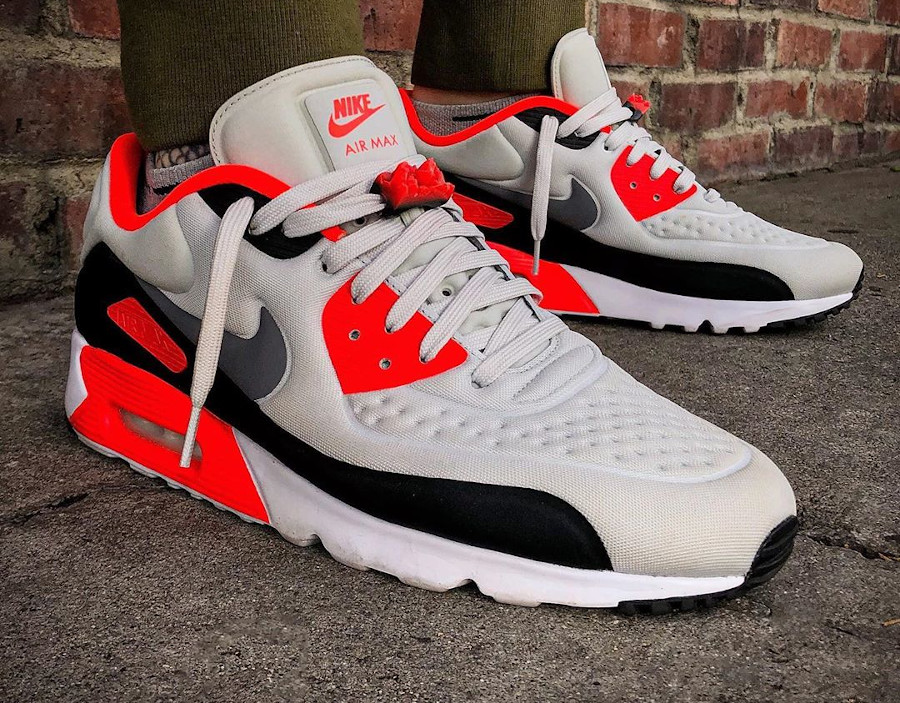 Nike Air Max 90 Ultra SE Infrared - @freehandprofit