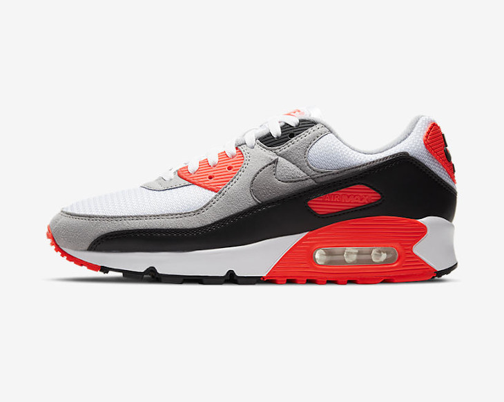 Nike Air Max III Radiant Red
