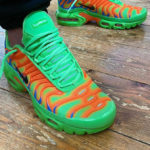 Supreme NYC x Nike Air Max Plus TN 'Mean Green'