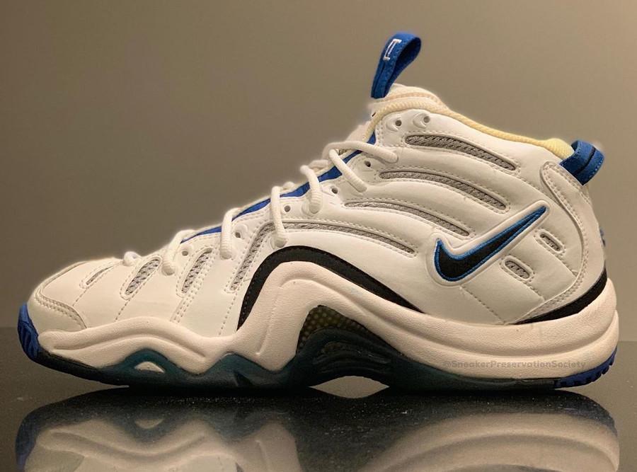 Nike Air Zoom Challenge 2 (1997)