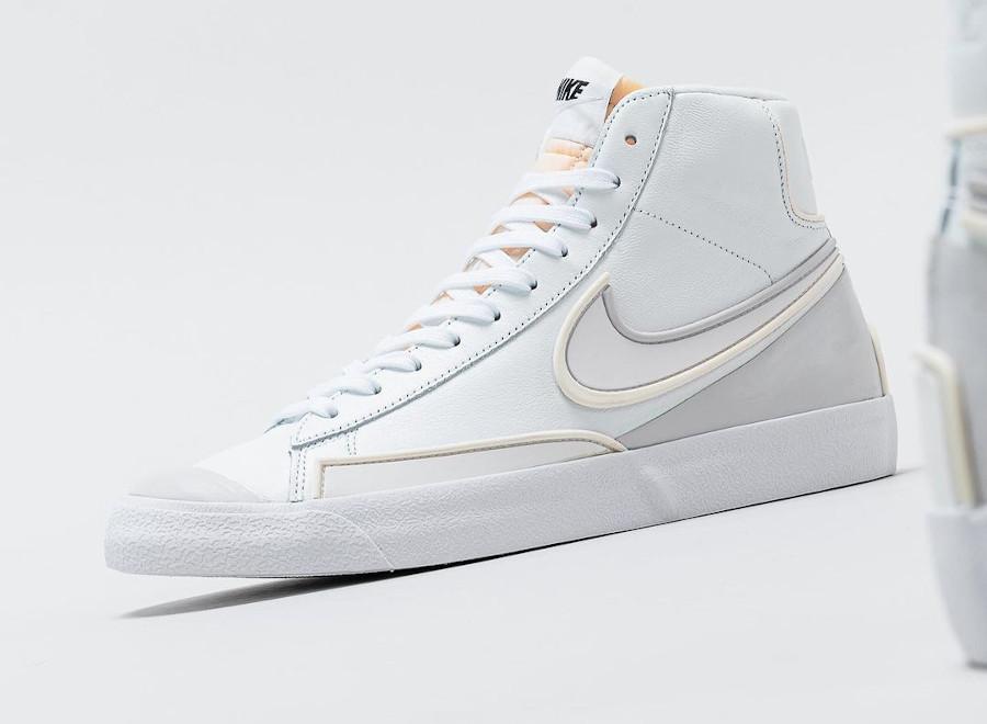 Nike Blazer Mid 1977 DSMX blanche DA7233-101 (1)