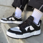 Nike Wmns Dunk Low Disrupt Black White