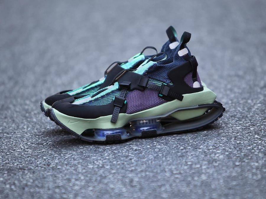 Nike ISPA Zoom Road Warrior gris bleu violet (1)