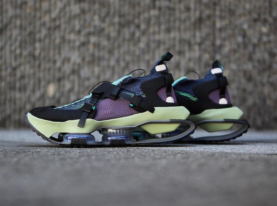 Nike ISPA Zoom Road Warrior gris bleu violet (2)