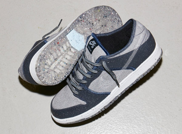 Nike SB Dunk Low Pro E Crater 'Dark Grey'