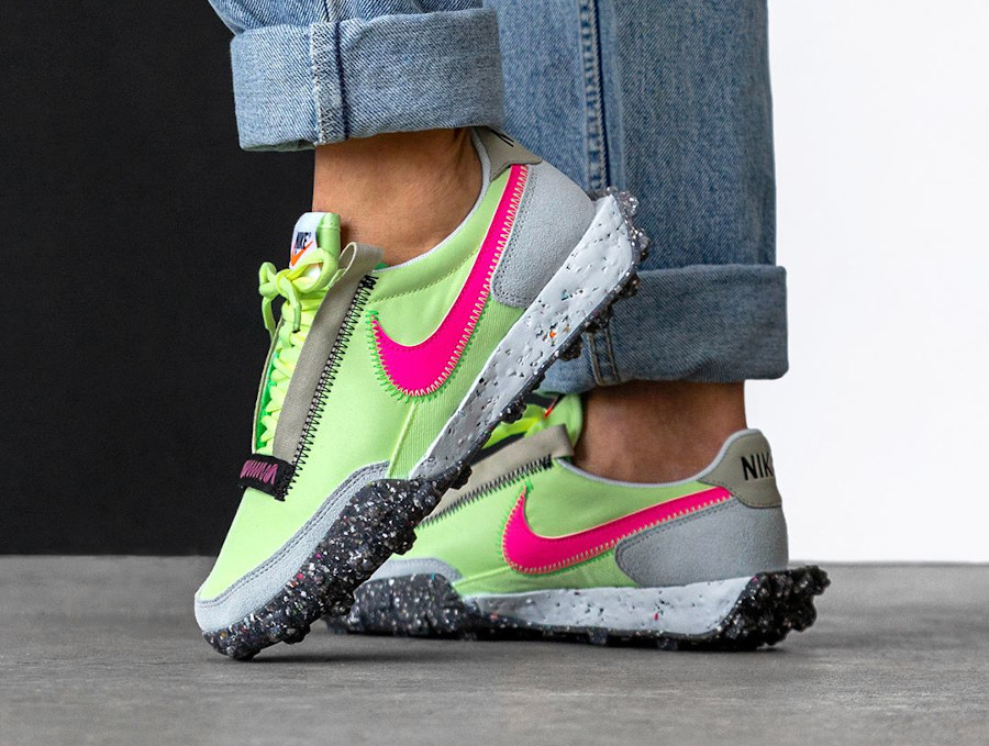 Nike Waffle Racer Crater Space Hippie Volt CT1983 700
