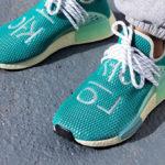 Pharrell Williams x Adidas NMD HU Dash Green (Regional Pack)