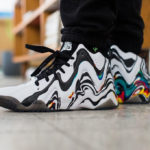 Reebok Kamikaze 2 'Peace Day' Wavy Train