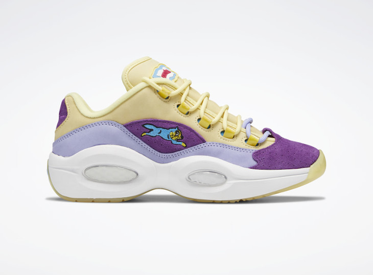 Reebok Question Low BBC