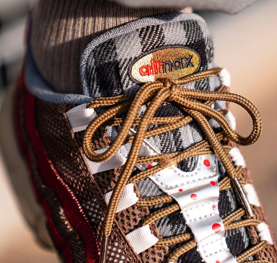 fredi crouger x Nike Air Max 95 on feet (2)