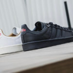 032C x Adidas Campus Prince Albert 'Cloud White & Core Black'