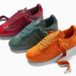 Jonah Hill x Adidas Originals Samba 'Craft Ochre, Green Night, Maroon'