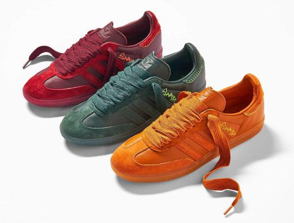 Adidas Consortium Samba Jonah Hill