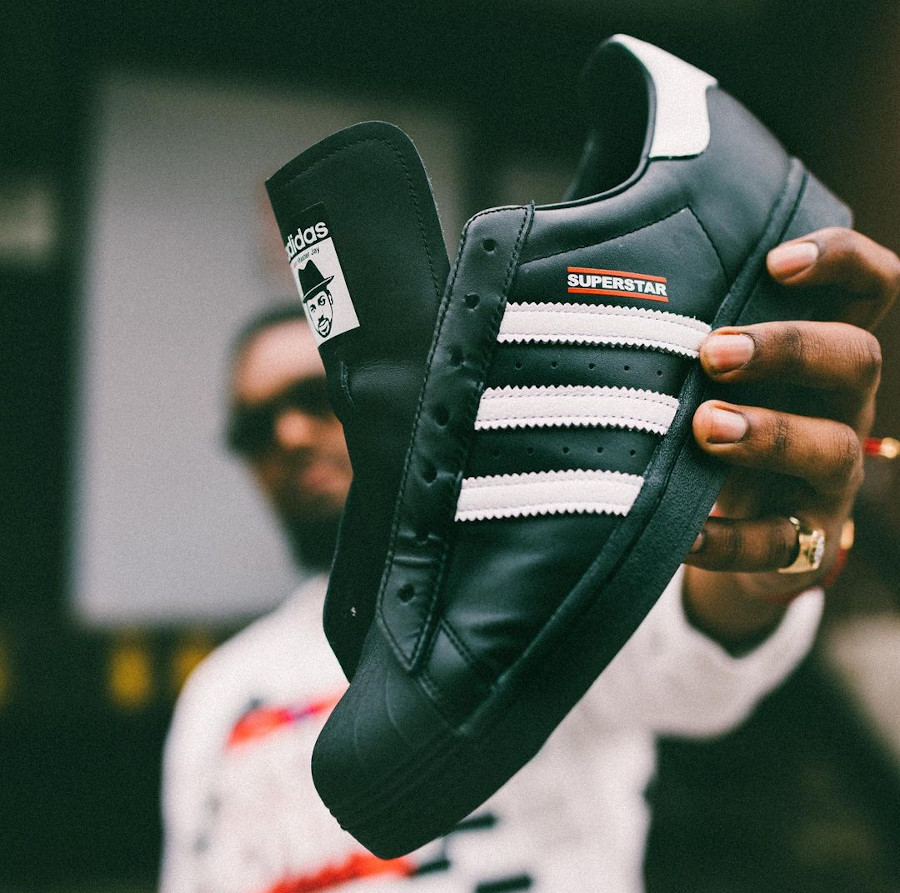 Adidas Superstar 50th Anniversary Run D MC (3)