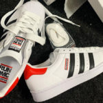 Run DMC x Adidas Originals Superstar 50th Anniversary 'Cloud White'