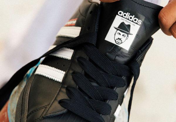 Adidas Superstar Run DMC JMJ Jam Master Jay FX7617