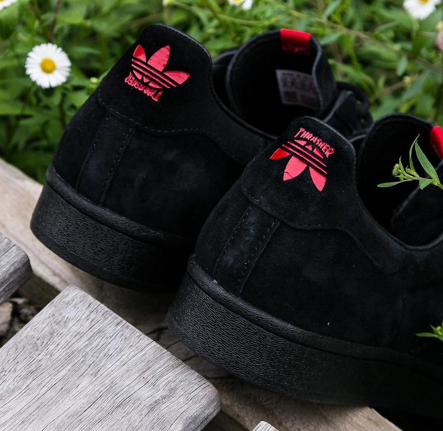 Adidas Thrasher Superstar ADV Reverse Trefoil