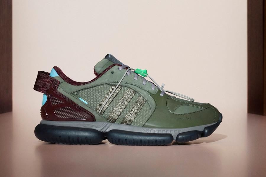 Adidas Type 0-6 vert olive kaki FY6725 (2)