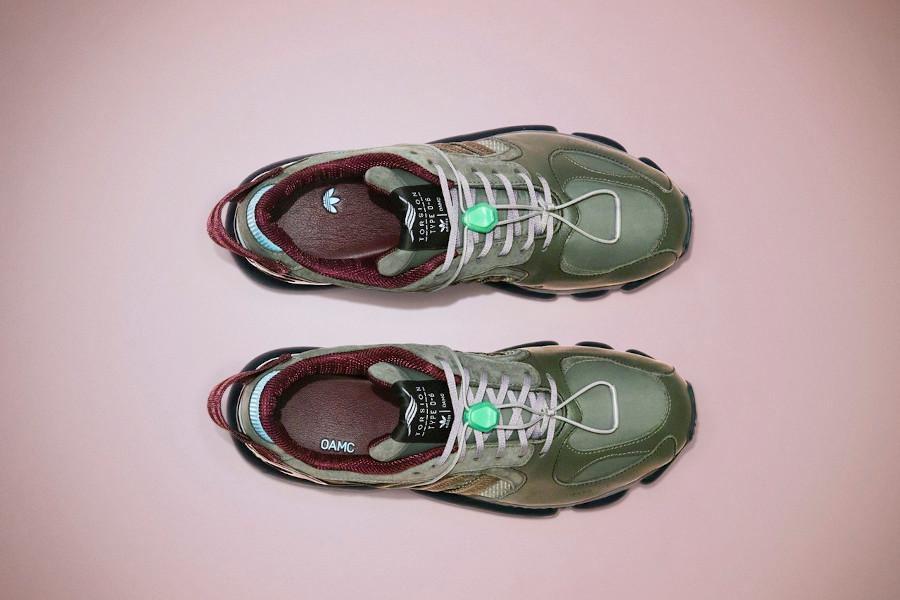 Adidas Type 0-6 vert olive kaki FY6725