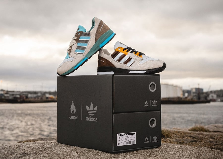 Adidas ZX 420 Hanon Luck of the North Sea
