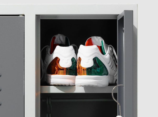 Adidas ZX 5000 AZX 'The U' Miami Hurricanes