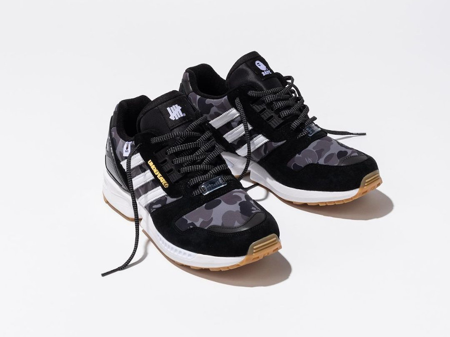 Adidas ZX 8000 camouflage noire FY8852 (1)