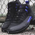 Air Jordan XII Retro Black Dark Concord