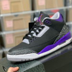 Air Jordan III Retro Court Purple