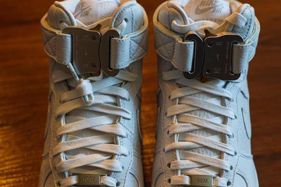 Matthew M Williams x Nike AF1 blanche CQ4018 100 (1)