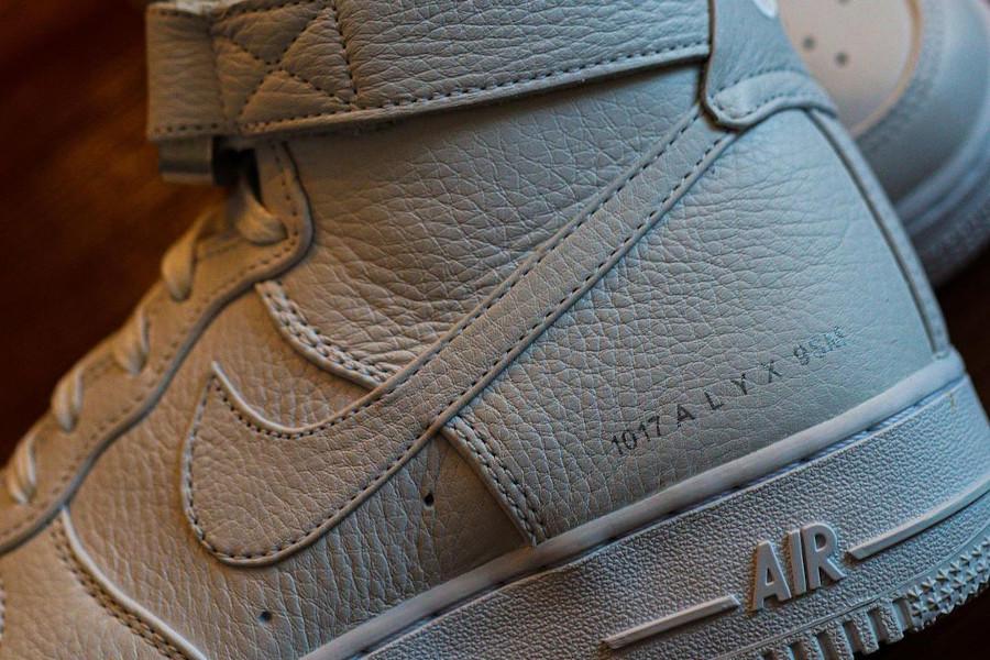 Matthew M Williams x Nike AF1 blanche CQ4018 100 (2-1)