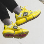 Jaden Smith x New Balance Vision Racer 'Yellow Black'
