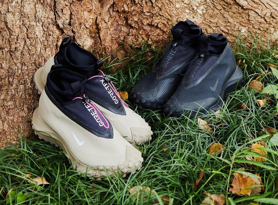 Nike ACG Mountain Fly Gore Tex 'Dark Grey & Khaki'