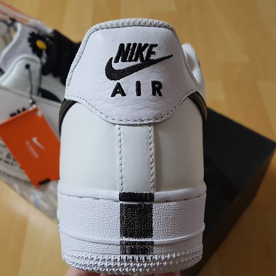 Nike AF1 Paranoise blanche 2020 (4)