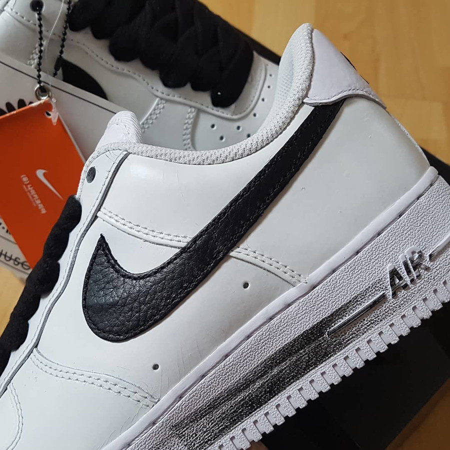 Nike AF1 Paranoise blanche 2020 (5)