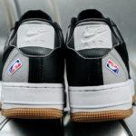 Nike AF1 '07 LV8 NBA 'Black Wolf Grey Dark Grey'