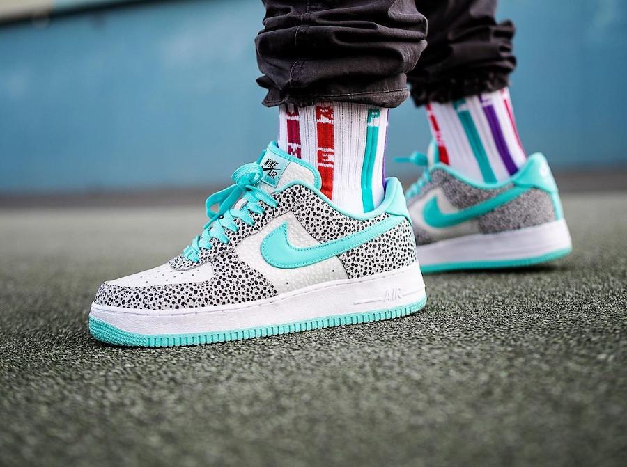 Nike Air Force 1 By You Safari - @max.loewe