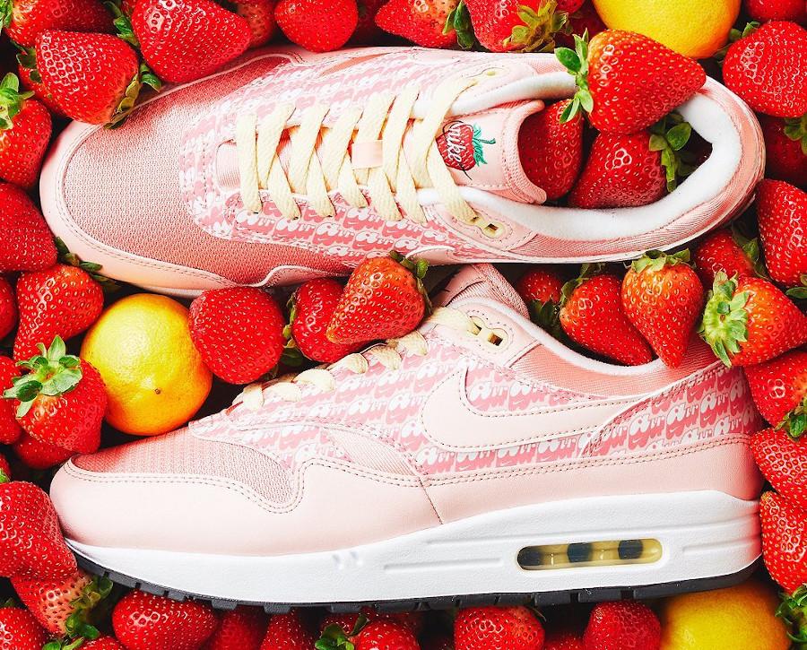 Nike Air Max 1 PRM 2020 rose fraise (1)