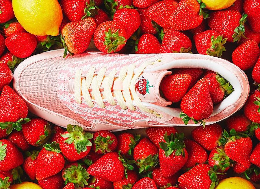Nike Air Max 1 PRM 2020 rose fraise (4)