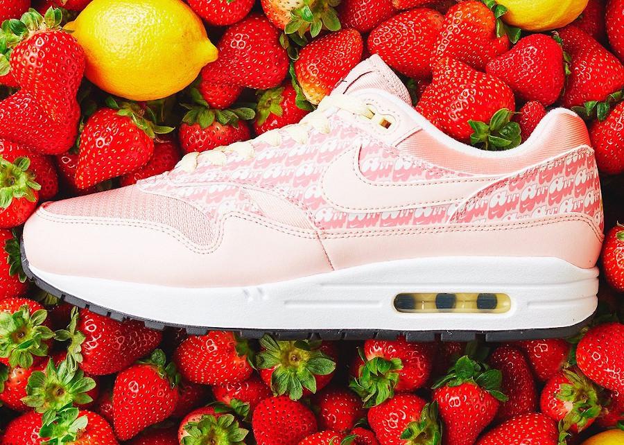 Nike Air Max 1 PRM 2020 rose fraise (5)