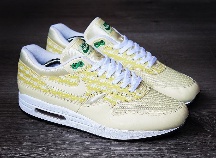 Nike Air Max 1 Powerwall Lemonade de 2006