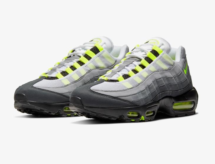 Nike Air Max 95 OG Neon 2020 date de sortie