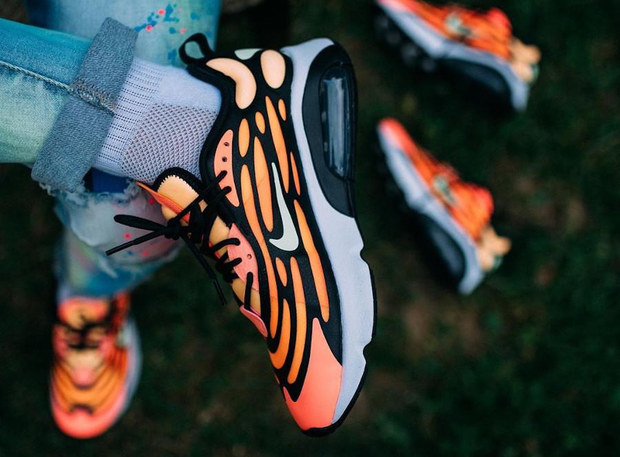 Nike Air Max Exosense Atomic Pink Black en solde