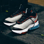 Nike Air Max Zoom 950 White Black Chile Red